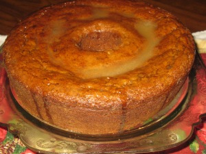 Lemony Pound Cake Yummy good