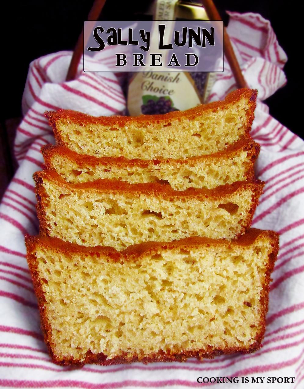 Sally Lunn Bread2